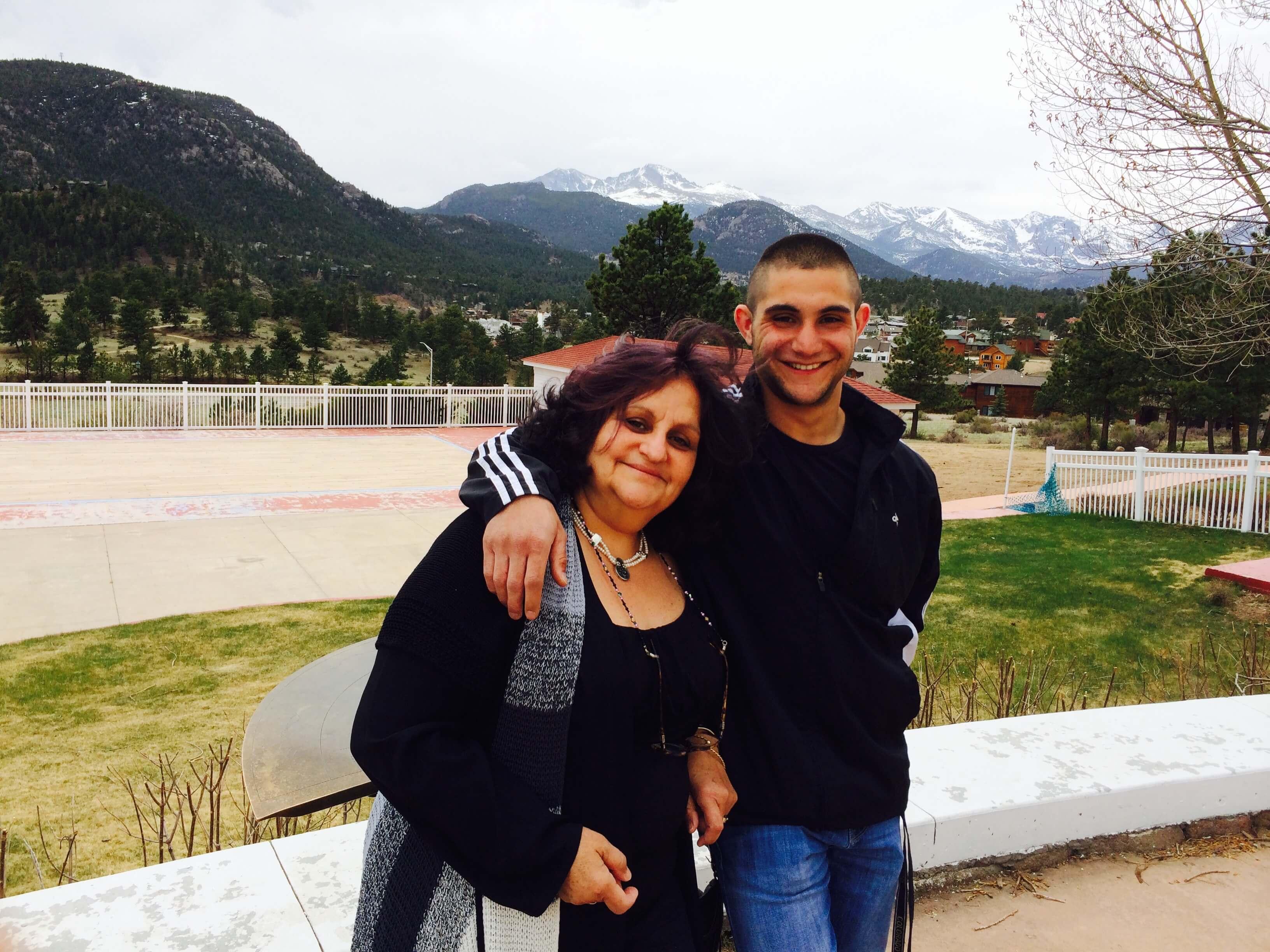 Estes Park Rasha and Ammar
