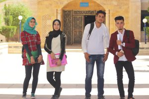 Project Turquoise funded Students
