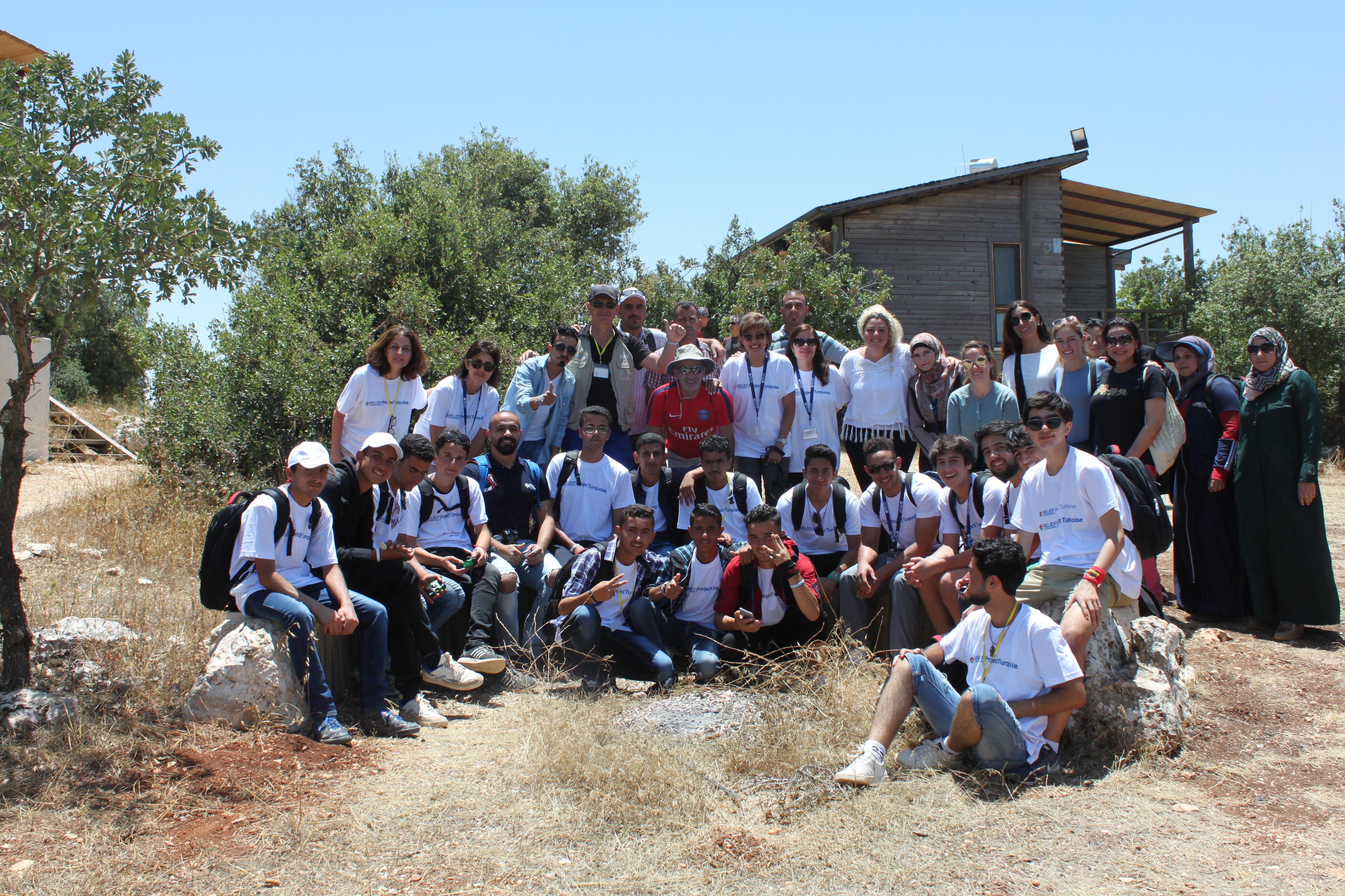 Project Turquoise Zatari Camp
