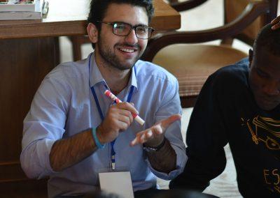 edSeed scholar Hadi Altheeb
