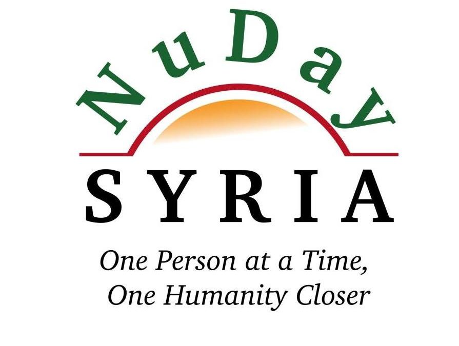NuDay Syria:  Your Candle Loses Nothing by Lighting Another