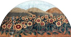 mosaic piece