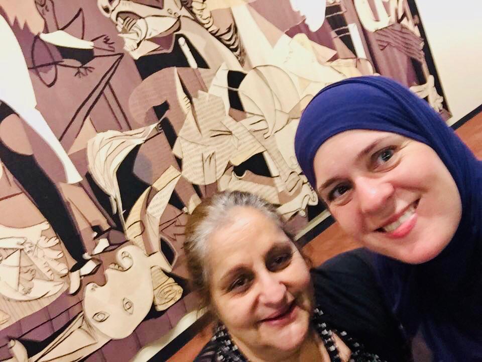 Rasha Ajalyaqeen & Nadia alawa