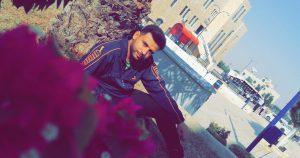 Ahmad Abu Kharoub near University
