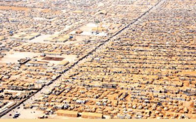 Five Things You Do Not Know About Za'atari Camp in Jordan