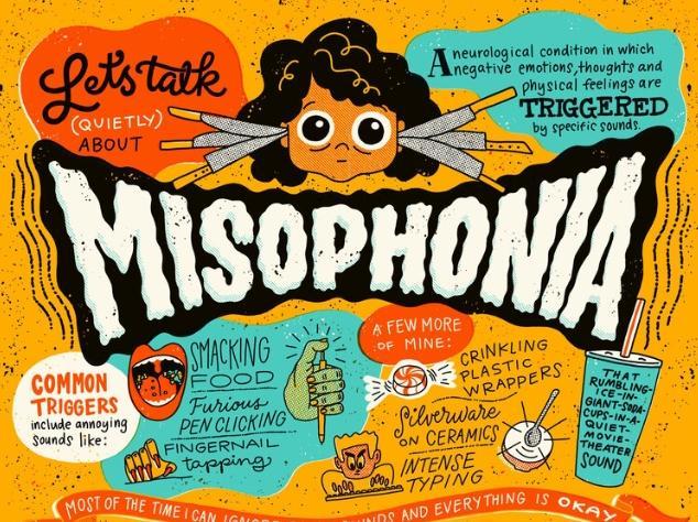 "Misophonia ""hatred of sound"""