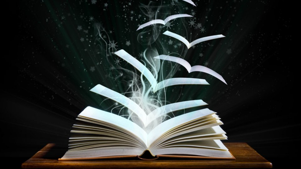 A picture of book